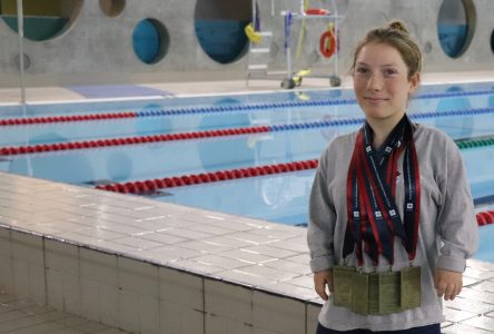 Cinq podiums pour la paranageuse Clémence Paré aux U.S paralympics