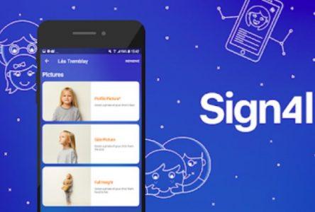 SIGN4L… une application qui peut sauver la vie d'un enfant!