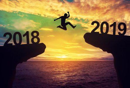 Rétrospective 2018: la revue de l'année de janvier à juin dans la MRC