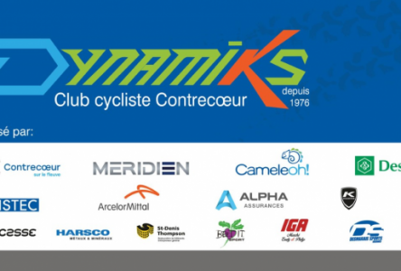 Les Dynamiks de Contrecœur nommé club de développement de l'année par la FQSC