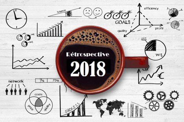 Deuxième partie de la rétrospective des événements de l'année 2018