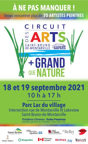 Circuit des arts Saint-Bruno
