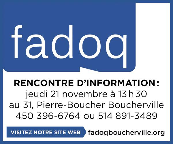 fadoq Boucherville