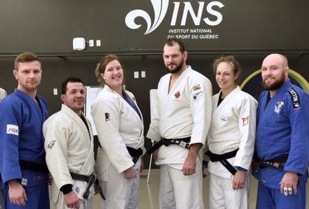 Deux judokas de Varennes membres du Temple de la renommée